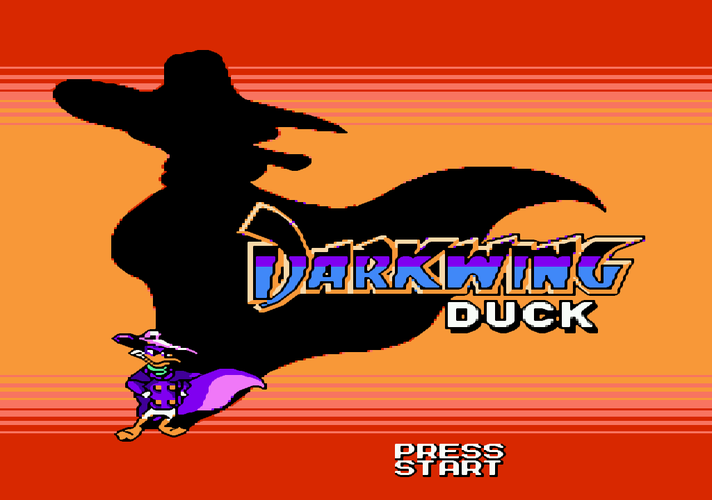 Darkwing Duck, денди игры, nes